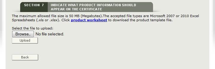 Upload Hyperlink and Browse